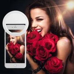 Portable Selfie Beauty LED Ring Flash Night Light