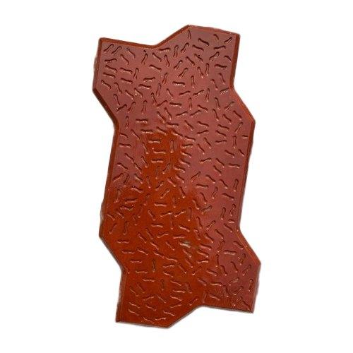 Concrete Zigzag Paving Block, For Pavement, Rs 450 \/square meter Aditya Sharma  ID: 21999975148