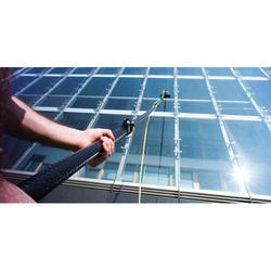 Commercial Facade Cleaning Services, With Water & Chemical, Maharashtra