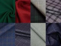 Woollen Uniform Fabric