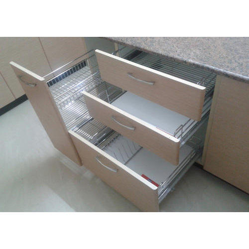 Modular Kitchen Racks At Rs 9000 Unit Kitchen Cabinet Storage