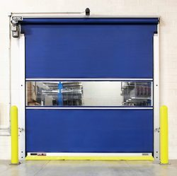Automatic Entry Gate Solutions - Speed Roll Up Door Distributor