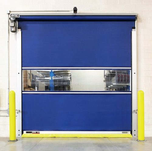 Automatic Entry Gate Solutions Speed Roll Up Door