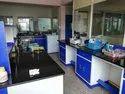 Laboratory Designer Wooden Table