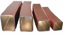 Copper Rectangular Tube