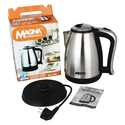 Magna 1.8Ltr 2000W Cordless Stainless Steel Electric Kettle