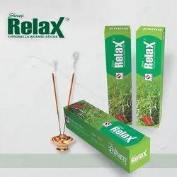 Shreeji Relax Citronella Incense Stick