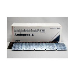 Amlopres 5 Tablet