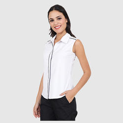 UB-TOP-SHRT-0065 Corporate Female Top