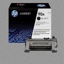 HP 90A Black Original LaserJet Toner Cartridge (CE390A)