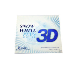 3D Snow White Plus 5000 Injection