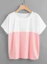 Cotton Half Sleeve Women T-shirts