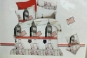 Instyle Bed Sheet Rosepetal