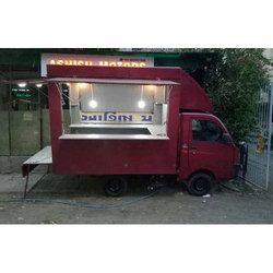 Mobile Fast Food Van