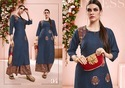 Designer Kurtis With Palazzo For Ladies