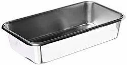 Stainless Steel Instrument Tray Without Cover