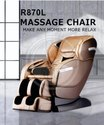 Robotic Zero Gravity Massage Chair