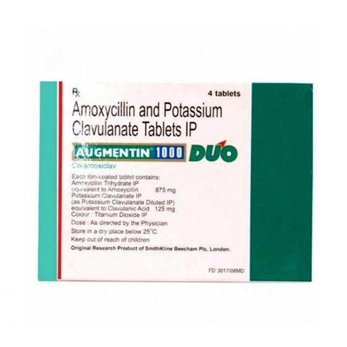 Augmentin price us