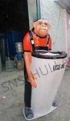 SNS 712 Monkey Dustbin