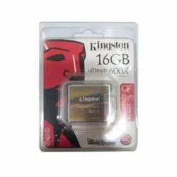 Kingston Ultimate 16 GB Memory Card