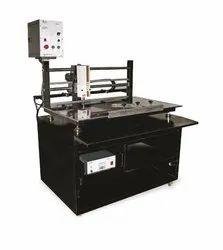 Axess Ultrasonic Encapsulation Machine, Production Capacity: 15 Meter Per Minut, 1 Kw