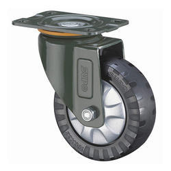 Hi-Tech Polyurethane Caster Wheels