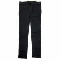 Ladies Stretchable Denim Black Jeans, Waist Size: 26-32
