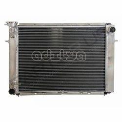 Air Cooled Aluminum Oil Cooler Screw Compressor
