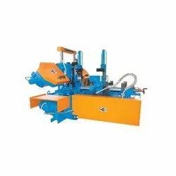 BDC - 300 NC Neck Cutting Fully Automatic Band Saw Machine