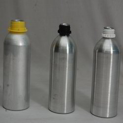 Dome Shape Aluminium Bottle