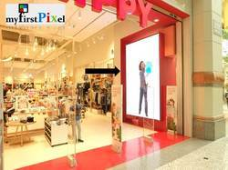 Shopping Mall Indoor LED Screen Display
