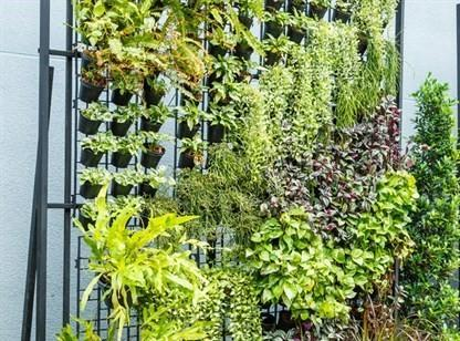 Vertical Garden Pot