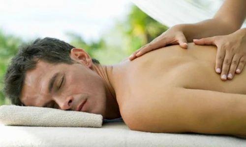 Men massage Nude Photos 61