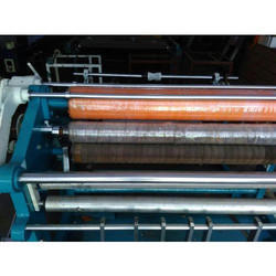 Shaft Winder Type Slitter Rewinder Machine