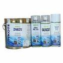 Zinkote Heat Resistant Paint, Packaging Size: Standardized