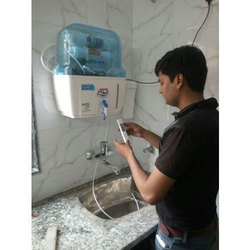 Water Purifier Maintenance Service, Capacity: <14 L