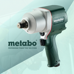 Air Impact Wrench Dssw930: Metabo
