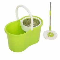 360 Rotating Spin Dust Mop