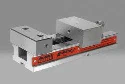 AMT Allmatic Alloy Steel Milling Vice, Model Name/Number: Model 125, 125 Mm