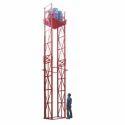 Material Handling Elevators, Capacity: 1-2 Ton