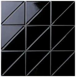 Cross Line Glossy Tiles