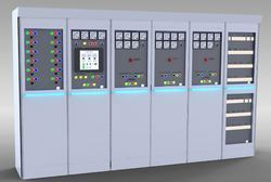 Electrical Power Control Panel