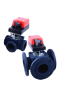 2/3 Way Motorized Slipper Type Valve