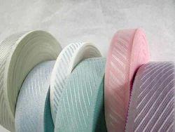 Twill and Basket Narrow Fabric