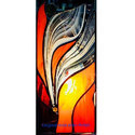 Natural Original Stained Glass Design