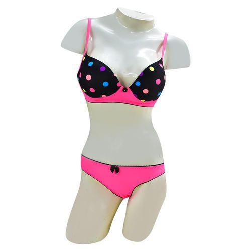 0100b5942b9 Cotton Ladies Bra Panty Set