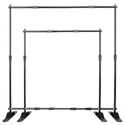 Adjustable Backdrop Display Stand