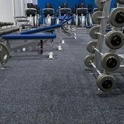 Heavy Duty Gymnasium Flooring