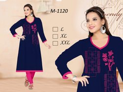 Printed Kurti with Legging