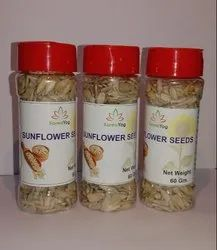 Natural White SunFlower Seed, For Food Grade, Packaging Size: 60 Gm